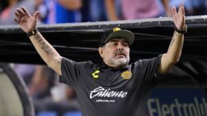Diego Maradona Dorados Copa MX Apertura 2018