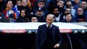 Zinedine Zidane Real Madrid Barcelona El Clásico LaLiga 23122017