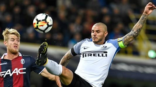 Mauro Icardi Bologna Inter