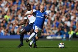 Davinson Sánchez Everton vs Tottehham 09092017