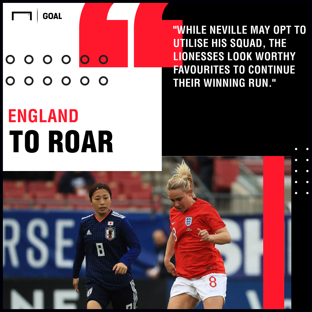 Japan Women V England Women Betting Preview