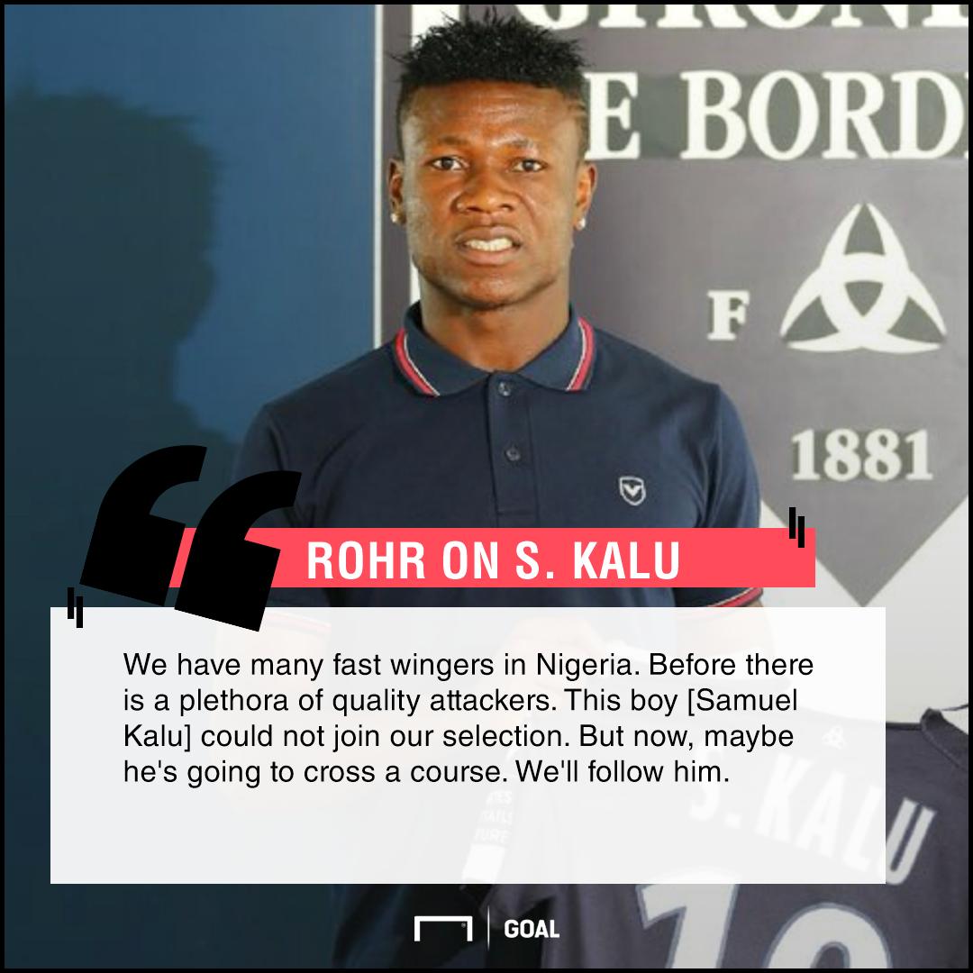 Samuel Kalu PS