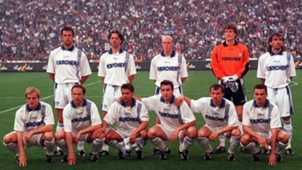 Schalke Inter Mailand UEFA Pokal 1997
