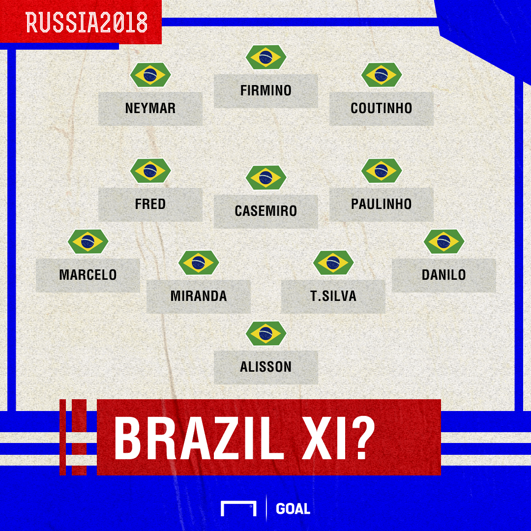 Brazil XI