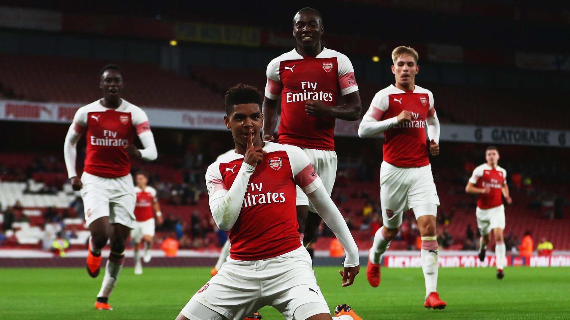 Tyreece John-Jules Arsenal 2018/19