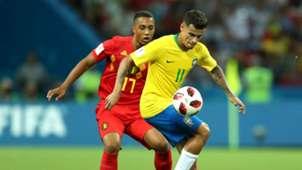 Youri Tielemans Belgium Philippe Coutinho Brazil