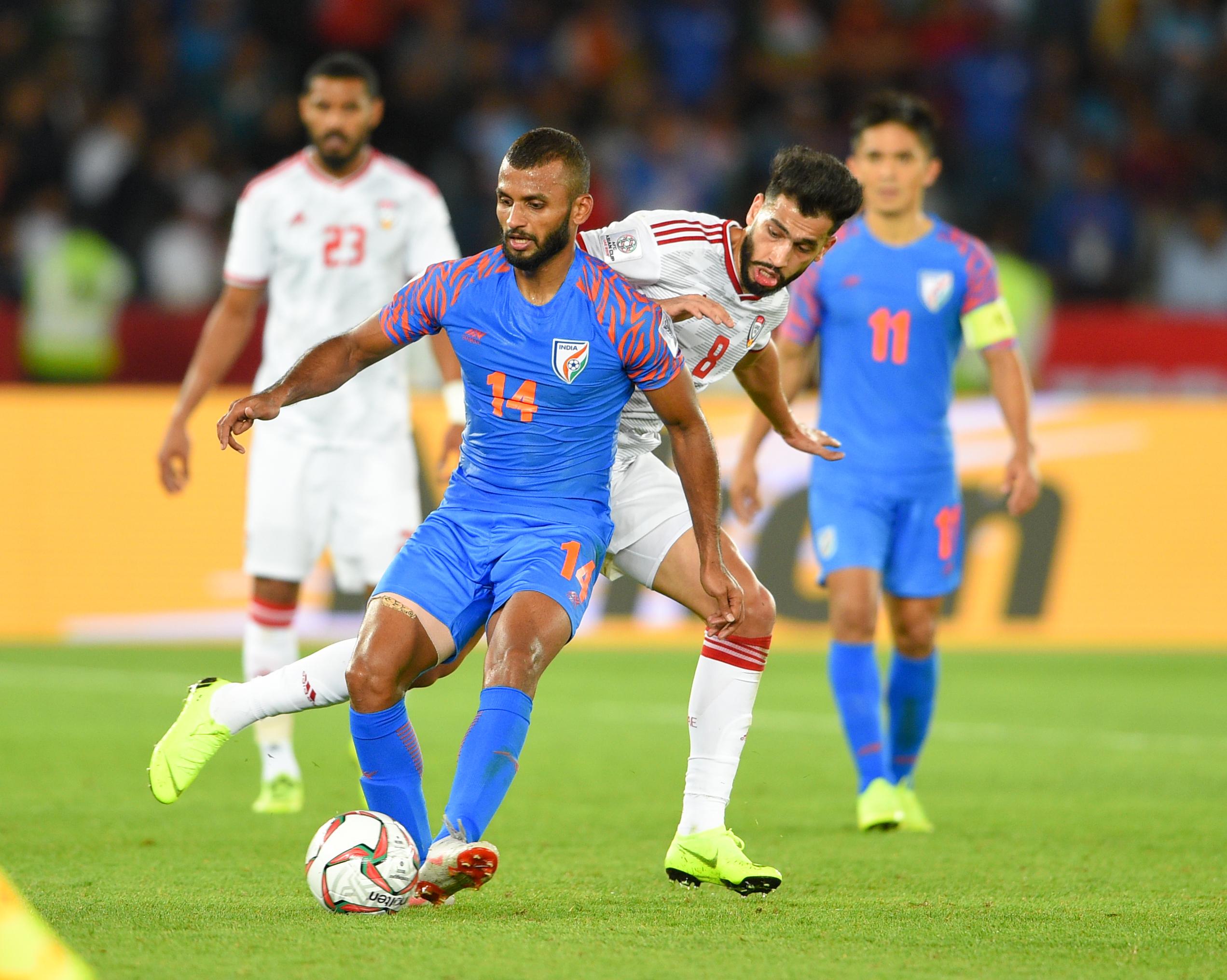 India vs UAE Pronay Halder