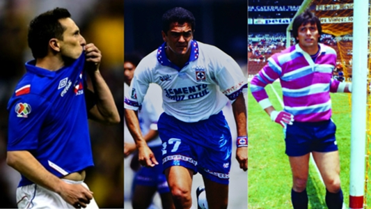 f425c741e62 Quiénes son los mejores jugadores en la historia de Cruz Azul