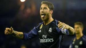 Sergio Ramos Real Madrid Celta LaLiga 17052017
