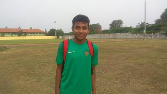 Fadilah Nur Rahman - Timnas Indonesia U-16