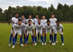 Malaysia U22, friendly, 15062017