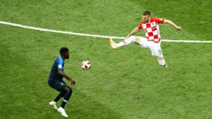 france croatia - ante rebic samuel umtiti - world cup final - 15072018