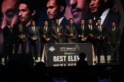 Awarding Liga 1 2017