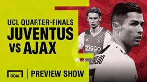 Juventus vs Ajax Champions League Preview Show