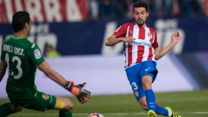 Nico Gaitan Atletico Madrid Villarreal La Liga