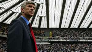Arsene Wenger Arsenal Invincibles