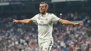 Gareth Bale Real Madrid Leganes LaLiga 01092018