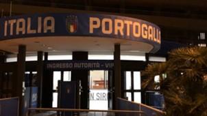 Italia Portogallo Nations League San Siro