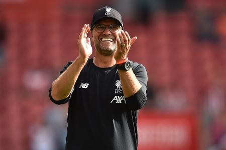 """Liverpool - Klopp : """"Une mentalité de géants"""""""