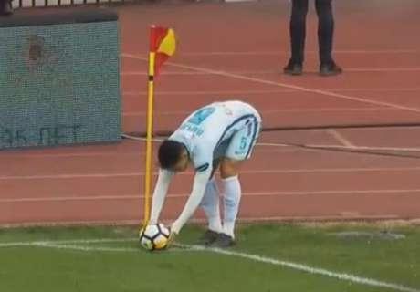 VIDEO: El golazo olímpico de Leandro Paredes con Zenit