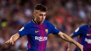 Munir El Haddadi FC Barcelona 06082017