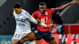 Kenny Lala Ibrahim Amadou Lille Strasbourg Ligue 1 28012018