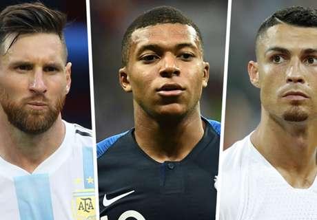 Weltfußballer-Wahl: Wer fordert Messi und Ronaldo?