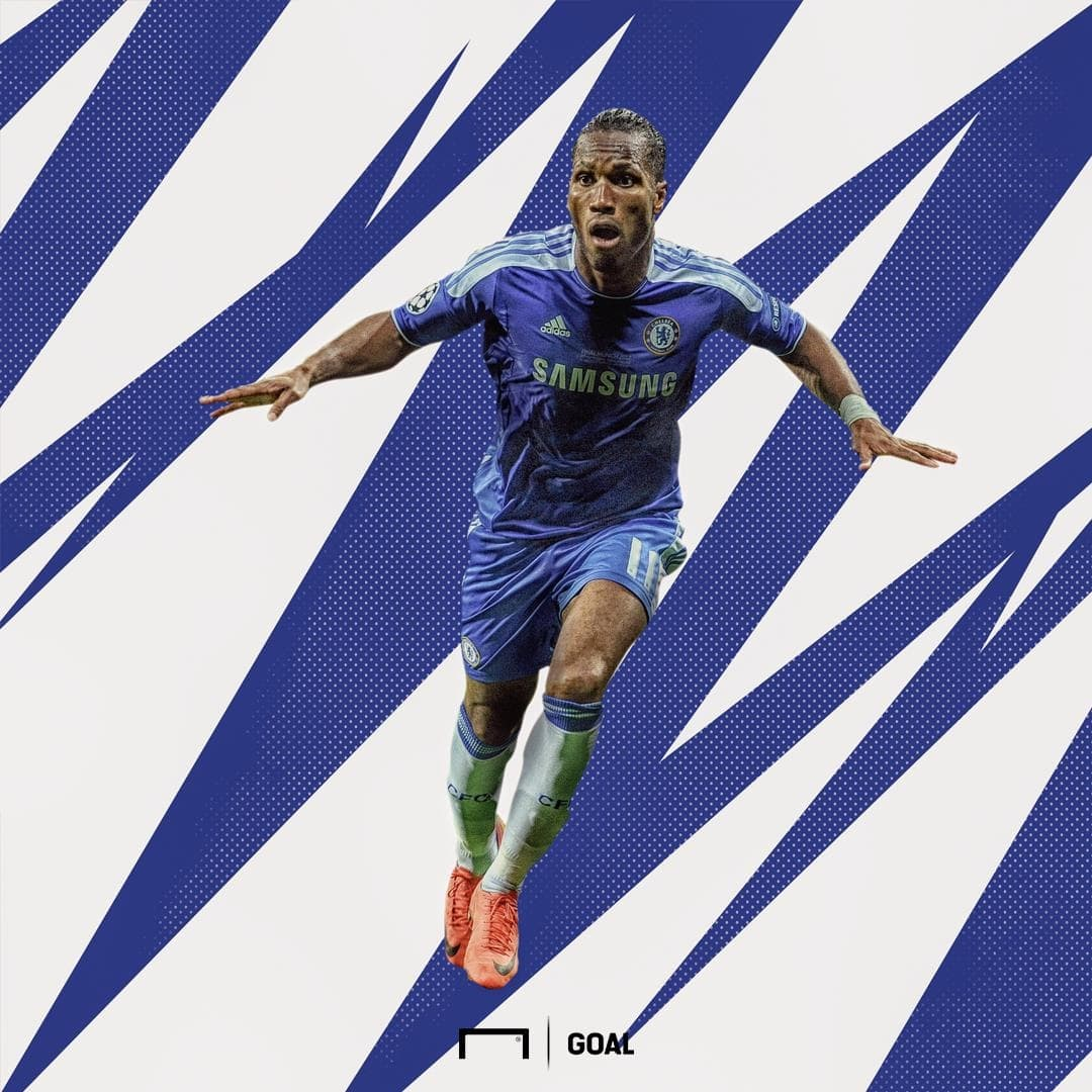 Didier Drogba EMBED ONLY