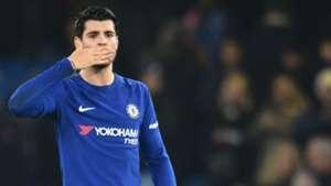 Alvaro Morata FC Chelsea
