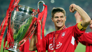 Steven Gerrard Champions League Liverpool 2005