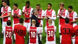 Jose Mourinho Ajax 2017