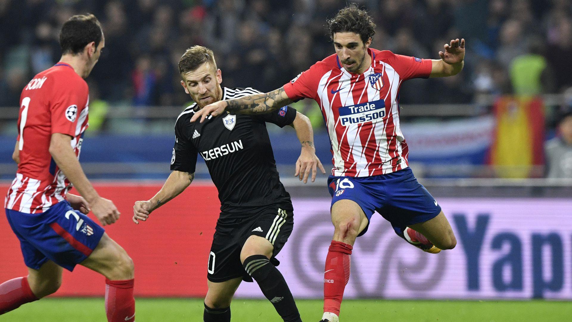 Sime Vrsaljko Atletico Madrid