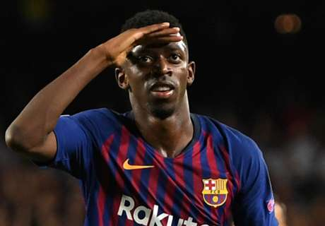 'Ask Liverpool!' - Barca reject claims of Dembele bid