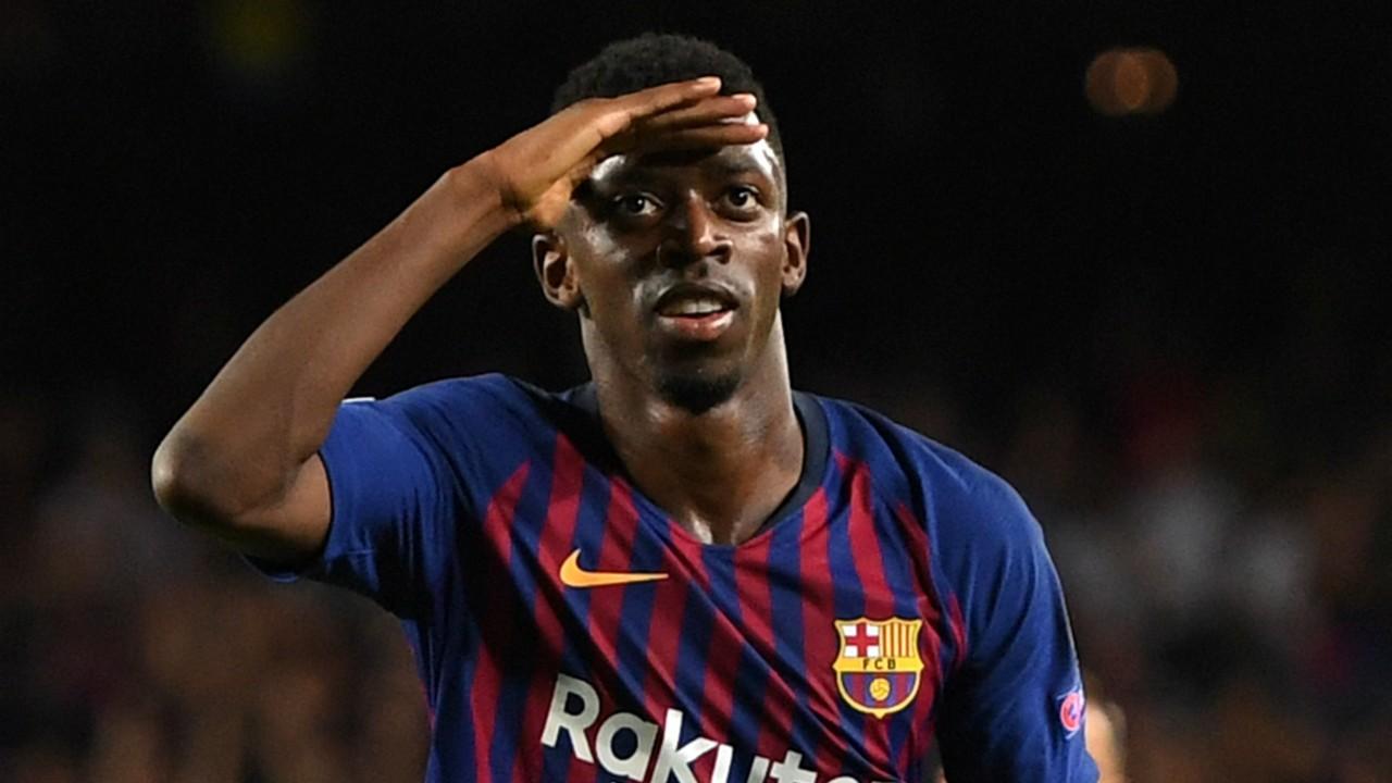 FC Liverpool bereitet angeblich Rekordangebot für Barcas Ousmane Dembele vor