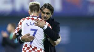 Croatia Greece WC Qualification 09112017 Dalic Rakitic