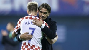 Croatia Greece WC Qualification 09112017 Dalic Rakitic