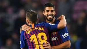 Suarez Alba Barcelona 2019