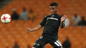Lyle Foster of Orlando Pirates