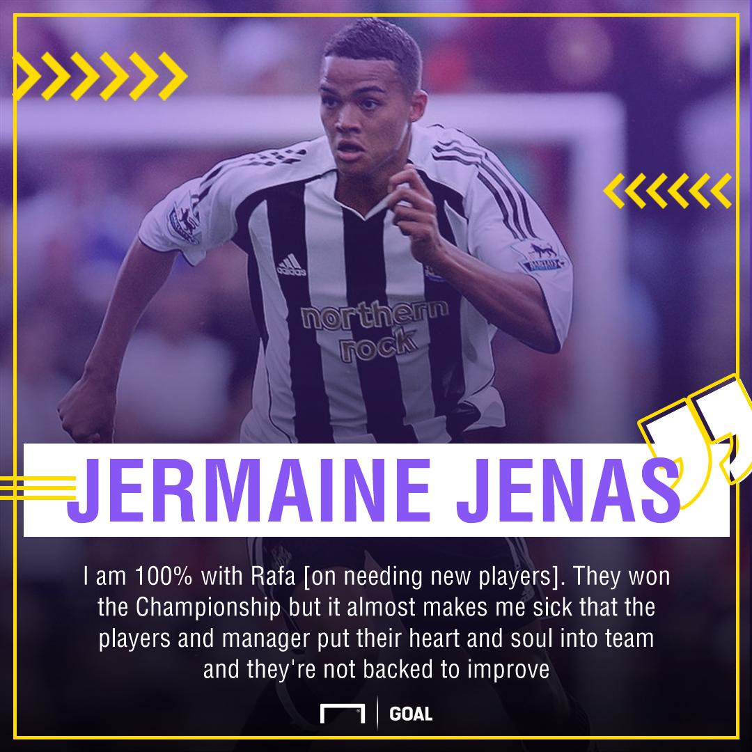Jermaine Jenas quote GFX