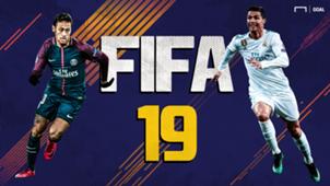 FIFA 19 Neymar and Ronaldo