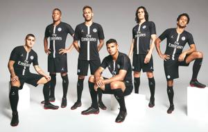 PSG Jordan Kit Champions League 2018/19
