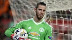 David de Gea Manchester United