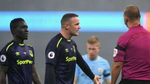 Wayne Rooney Everton Man City