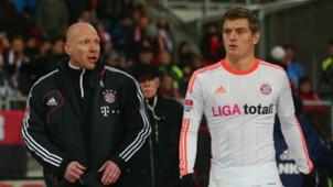 Toni Kroos Matthias Sammer FC Bayern