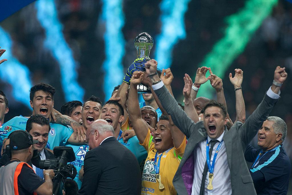 Pachuca campeón Clausura 2016