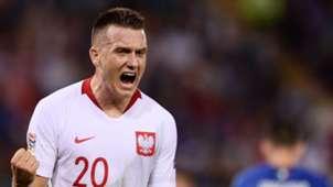 Piotr Zielinski Italy Poland UEFA National League