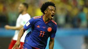 Juan Cuadrado Colombia World Cup 2018