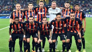 Shakhtar Donetsk, Champions League 09132017