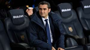 Ernesto Valverde FC Barcelona Copa del Rey 26012017