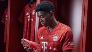 Bayerntrikot 2019 20